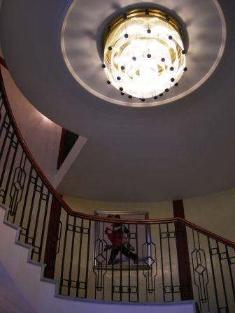メリディアンホテルの廊下.jpg